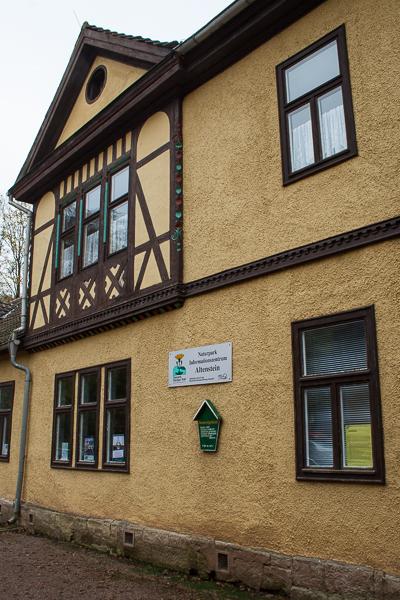 Naturpark- und Touristinfo Altenstein