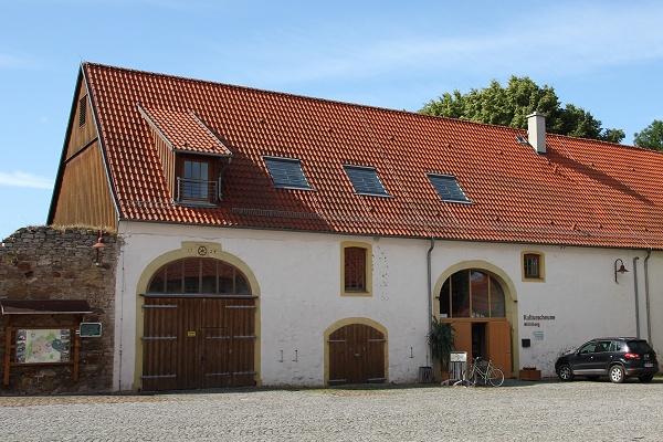 Geoinfozentrum Kulturscheune Mühlberg