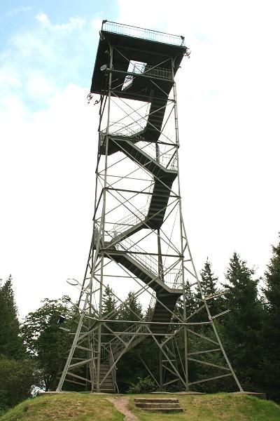 Aussichtsturm Alexanderturm bei Ruhla