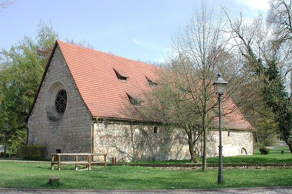 Kornhaus in Georgenthal