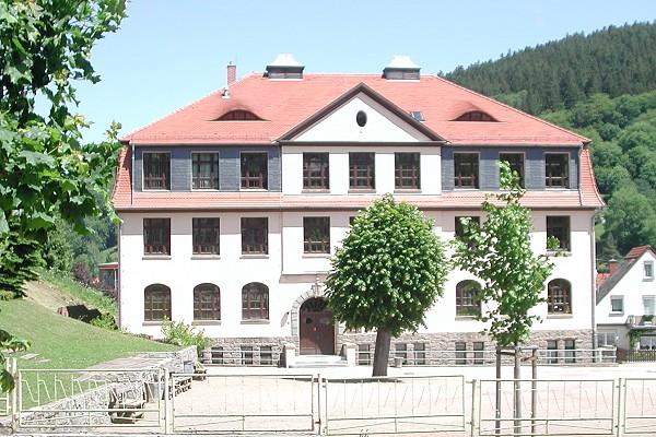 Albert-Schweitzer-Gymnasium in Ruhla