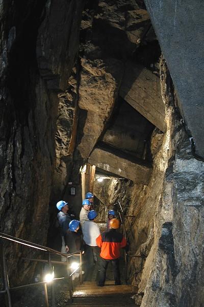 Kittelsthaler Tropfsteinhöhle