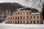 Schloss Glücksbrunn (erbaut 1703 als Wohnsitz der Familie Trier)