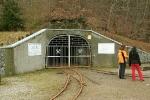 Eingang zur Grube Hühn in Trusetal