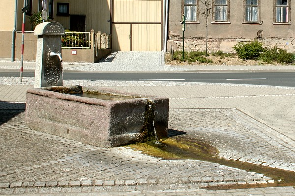 Brunnen in Hohenkirchen