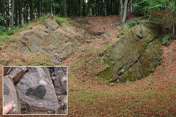 Geotop Korällchen bei Bad Liebenstein
