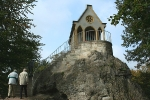 Ritterkapelle im Landschaftspark Altenstein bei Schweina/ Bad Liebenstein