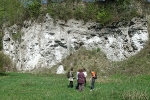 Geotop Gipssteinbruch in Kittelsthal (Ruhla)
