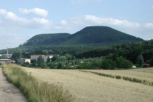 Großer und Kleiner Wartberg bei Seebach
