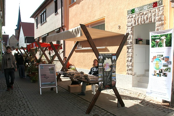 GeoPark-Stand 2008
