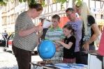 GeoPark-Stand auf dem Naturparkfest am 04.06.2011 in Ruhla