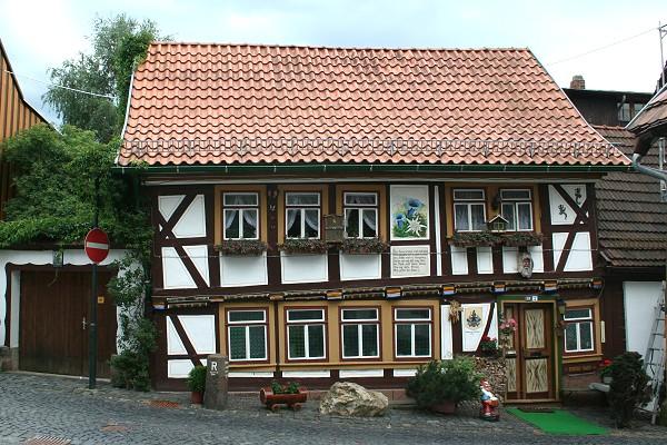 Haus in der Köhlergasse in Ruhla