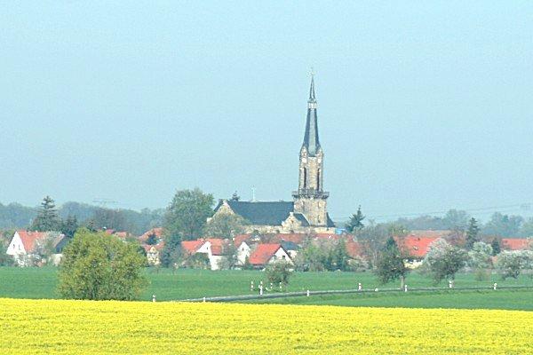 St. Viti Kirche in Wechmar