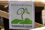 Radweg Tannhäuser