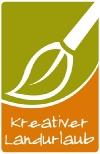 Logo Kreativer Landurlaub