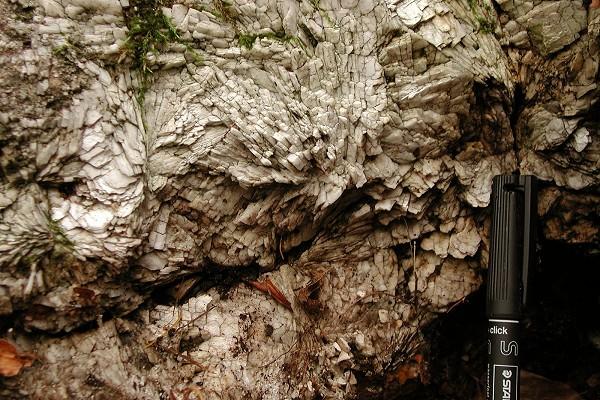 Mineral Baryt (Schwerspat)