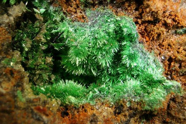 Mineral Malachit