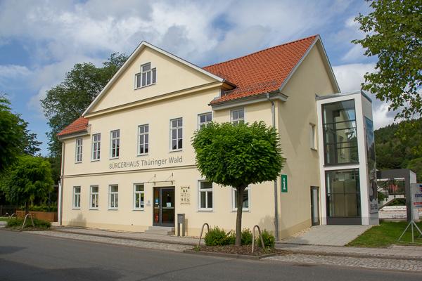 Bürgerhaus Thüringer Wald in Georgenthal