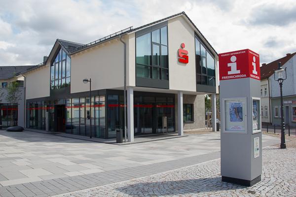 Touristinformation in Friedrichroda