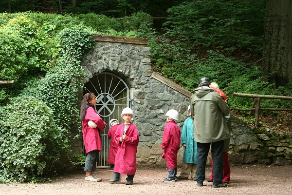 Besucherbergwerk Finstertal bei Floh-Seligenthal