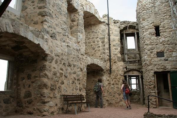 Burg Liebenstein bei Bad Liebenstein