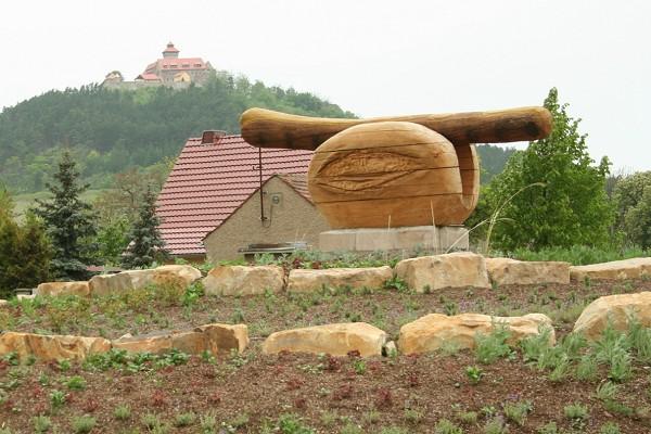 Bratwurstkreisel in Holzhausen