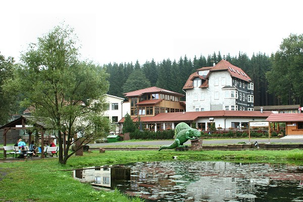 Erlebnispark und Technisches Museum Lohmühle
