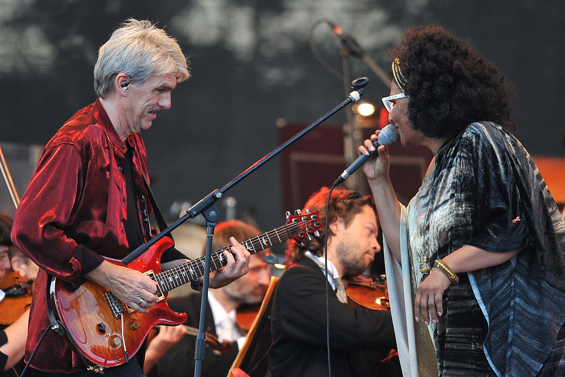 Drei(n)schlag 2011 - Konzert Gut Ringhofen  (TA-Foto: Lutz Ebhardt)