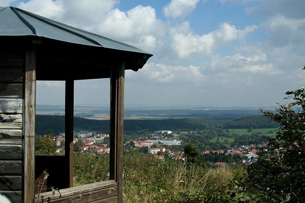 Exkursion auf dem Geologie- und Bergbaulehrpfad Friedrichroda zum Tag des Geotops 2010
