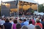Drei(n)schlag 2011 - Konzertbühne Gut Ringhofen (TA-Foto: Lutz Ebhardt)