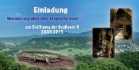 Einladung zur Hauptveranstaltung am Tag des Geotops 2015 im GeoPark