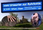 """Fotoausstellung 2011 """"Vom Ursaurier zur Ruhrkohle"""""""