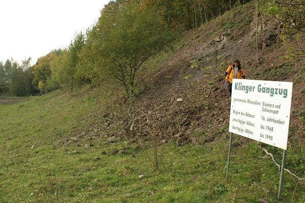 Bergbaupfad Trusetal