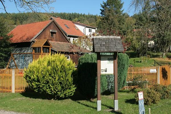 Bergbaupfad in Catterfeld
